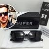 แว่นกันแดด SUPER Luciano Black