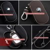 (408-004)ที่ใส่กุญแจรถยอดฮิต BMW สุดหรูเทกเจอร์หนัง