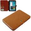 Case เคส Crazy Horse Samsung Galaxy Note 10.1 (N8000)(Yellowish Brown)