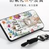 (025-681)เคสมือถือไอโฟน Case iPhone 6Plus/6S Plus เคสนิ่มซิลิโคนลายน่ารักพร้อมแหวนมือถือและสายคล้องคอถอดแยกได้