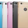 (025-191)เคสมือถือ Case Huawei P8 เคสกรอบโลหะพื้นหลังอะคริลิค