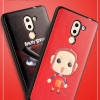 (554-001)เคสมือถือ Case Huawei GR5 2017 เคสนิ่มลายน่ารักๆยอดฮิต 3D
