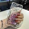 (442-051)เคสมือถือวีโว Vivo X7 เคสนิ่มใสทรายดูดแฟชั่นสวยๆ