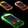(502-006)เคสมือถือไอโฟน case iphone 5se เคสนิ่มใสสไตล์กันกระแทก Flash LED
