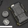 (002-150)เคสมือถือไอโฟน Case iPhone 7 เคสสไตล์แอดเวนเจอร์กันกระแทกแบบพกพาเหน็บเอว