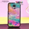 (พร้อมส่ง)เคสมือถือซัมซุงกาแล็คซี่เอส 5 Samsung Galaxy Case เคสนิ่มลายการ์ตูนสีย้อนยุค