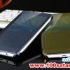 (027-347)เคสมือถือซัมซุง case samsung A5 เคสพลาสติกใส Clear View