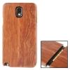 Detachable Redwood Material Case เคส Samsung Galaxy Note 3 (III) / N9000 ซัมซุง กาแล็คซี่ โน๊ต 3