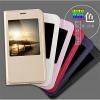 (390-019)เคสมือถือ Case Huawei G7 เคสพลาสติกสไตล์ฝาพับเปิดข้างโชว์หน้าจอ