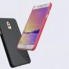 (144-004)เคสมือถือซัมซุง Case Samsung J7+/Plus/C8 เคสพลาสติกพรีเมี่ยมแบรนด์ Nillkin