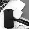 Zenus : Prestige Minimal Genuine Leather Diary Cover Case for Apple iPhone 5
