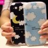 (440-016)เคสมือถือซัมซุง Samsung Galaxy S3 เคสนิ่มพื้นหลังลายสวยๆน่ารักๆ