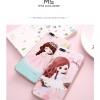 (557-011)เคสมือถือไอโฟน Case iPhone 6Plus/6S Plus เคสนิ่มTPU ลายการ์ตูนเด็กผู้หญิงญี่ปุ่น