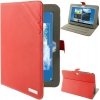 Case เคส Denim Samsung Galaxy Note 10.1 (N8000)(Red)