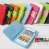 (278-002)เคสมือถือ Samsung Galaxy Cooper S5830 เคสสมุดทูโทน Cool Style