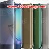 (535-013)เคสมือถือซัมซุงโน๊ต Case Note4 เคสพลาสติกใส Clear View Cover สวยหรูไฮโซ