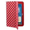 Case เคส Dot Series Samsung Galaxy Note 10.1 (N8000)Red