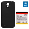Battery 6200mAh with NFC Samsung GALAXY S4 IV (i9500)(Black)