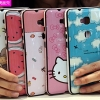 (440-084)เคสมือถือ Case Huawei GR5 เคสนิ่ม+ขอบพลาสติกอ่อน+เชือกประกบลายการ์ตูนน่ารักๆ