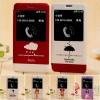 399-010)เคสมือถือซัมซุงโน๊ต Case Note4 เคสพลาสติกพื้นผิวลายเส้นสวยๆลายน่ารักๆโชว์หน้าจอ