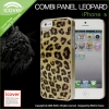 icover Combi Panel Series Leopard Case Cover for Apple iPhone 5