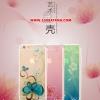 (398-008)เคสมือถือไอโฟน Case iPhone 6/6S เคสอะคริลิคใสรูปแบบน้ำค้างแข็งโปร่งใส 3D