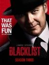 The Blacklist Season 3 (พากย์ไทย 4 แผ่นจบ + แถมปกฟรี)