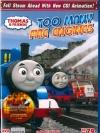 Thomas & Friends Vol.79 : Too Many Fire Engines / โธมัสยอดหัวรถจักร ชุดที่ 79 : รถดับเพลิงล้นเหลือ