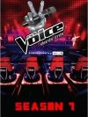 The Voice Thailand Season 1 / เดอะวอยซ์ ไทยแลนด์ ปี 1 (V2D 8 แผ่นจบ+แถมปกฟรี)