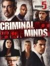 Criminal Minds Season 5 / ทีมแกร่งเด็ดขั้วอาชญากรรม ปี 5 (พากย์ไทย 4 แผ่นจบ+แถมปกฟรี)