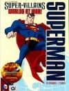 Super Villains Superman Worlds At War! / ซูเปอร์แมนกับสุดยอดวายร้ายศึกกู้วิฤติโลก (มาสเตอร์ 2 แผ่นจบ)