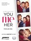You Me Her Season 1 / ยู มี เฮอร์ รักเธอทั้งสองคน ซีซั่น 1 (บรรยายไทย 2 แผ่นจบ)