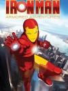 Iron Man Armored Adventures Season 1 Vol.1 - 6 : ไอรอนแมน มนุษย์เหล็กมหาประลัย แผ่นที่ 1 - 6 (มาสเตอร์ 6 แผ่นจบ + แถมปก)
