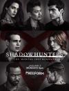 Shadowhunters Season 2 (บรรยายไทย 3 แผ่นจบ + แถมปกฟรี)