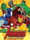 The Avengers Vol.1 - 6 / ศึกฮีโร่ประจัญบาน แผ่นที่ 1 - 6 (มาสเตอร์ 6 แผ่นจบ + แถมปก)