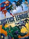 DC Supervillains Justice League : Masterminds Of Crime / จัสติซ ลีก รวมพลวายร้ายมหากาฬ (มาสเตอร์ 2 แผ่นจบ)