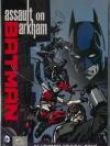 Batman : Assault On Arkham / เเบทแมน: ยุทธการถล่มอาร์คแคม