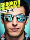 Brooklyn Nine Nine Season 3 (บรรยายไทย 3 แผ่นจบ + แถมปกฟรี)