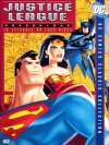 Justice League Season 1 - จัสติสลีก ปี 1 (มาสเตอร์ 8 แผ่นจบ + แถมปก)