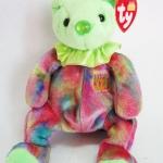 ตุ๊กตาหมียี่ห้อ ty-The Birthday Beanies Collection-August