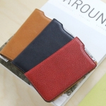 Hevitz : Genuine Leather Case Cover Pouch Wallet For Samsung Galaxy S4, S IV, i9500