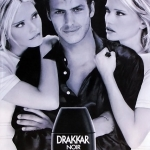 น้ำหอม Guy Laroche Drakkar Noir For Men EDT 200 ml