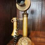 โทรศัพท์โบราณengland (เก่าแท้ๆ)รหัส211057tp5