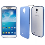 Detachable Metal Case for Samsung Galaxy S4 (i9500) (Blue)