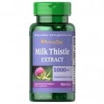 Puritan's Pride Milk Thistle 4:1 Extract 1000 mg 90 เม็ด