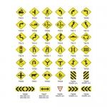 ป้ายเครื่องหมายจราจร (Regulatory Signs)