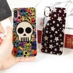 (436-247)เคสมือถือไอโฟน Case iPhone X เคสนิ่ม Glitter สวยๆ ลายน่ารักๆ