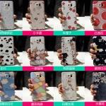(440-049)เคสมือถือซัมซุง Case Samsung S6 Edge Plus เคสนิ่มใสพื้นหลังลายสวยๆน่ารักๆ
