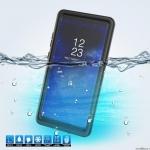 (662-002)เคสมือถือซัมซุง Case Samsung Galaxy Note8 เคสแนว Adventure กันน้ำ 2 เมตร กันฝุ่น หิมะ IP68
