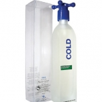 น้ำหอม Benetton Cold EDT for Men 100 ml